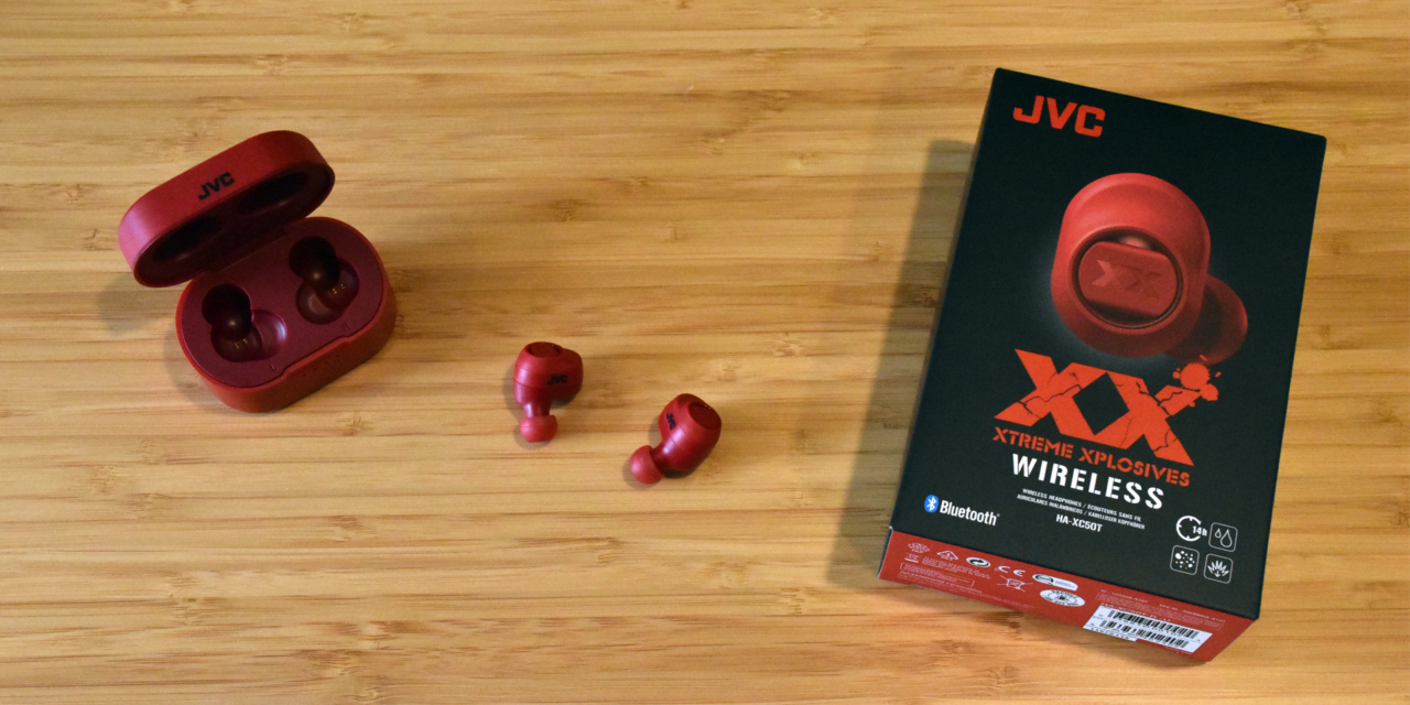 JVC HA-XC50T Earbuds Review: Nothing but Treble