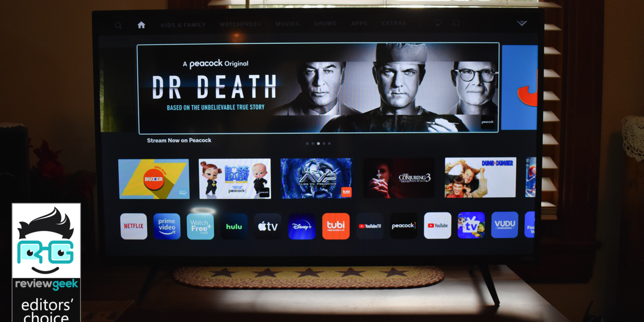 VIZIO D-Series 40-inch TV Review: It's Only $250?