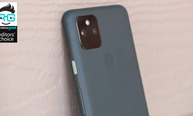 Pixel 5a Review: The Best A-series Phone Yet