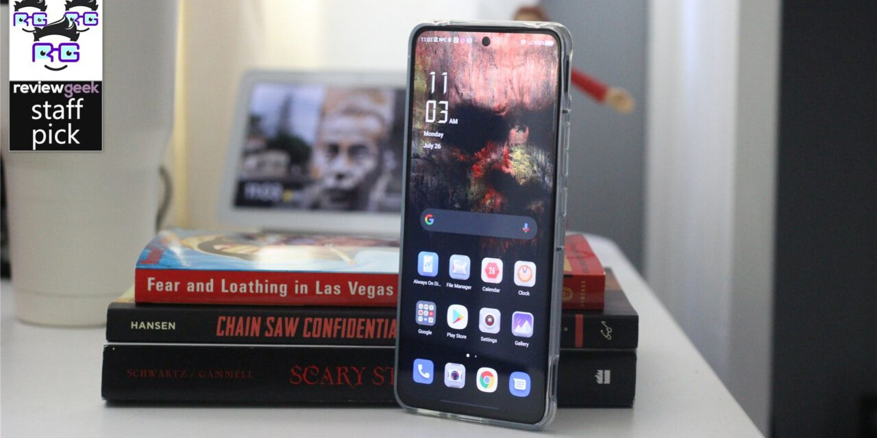 Red Magic 6R Review: The Gaming Phone for People Who Don't Want a Gaming Phone