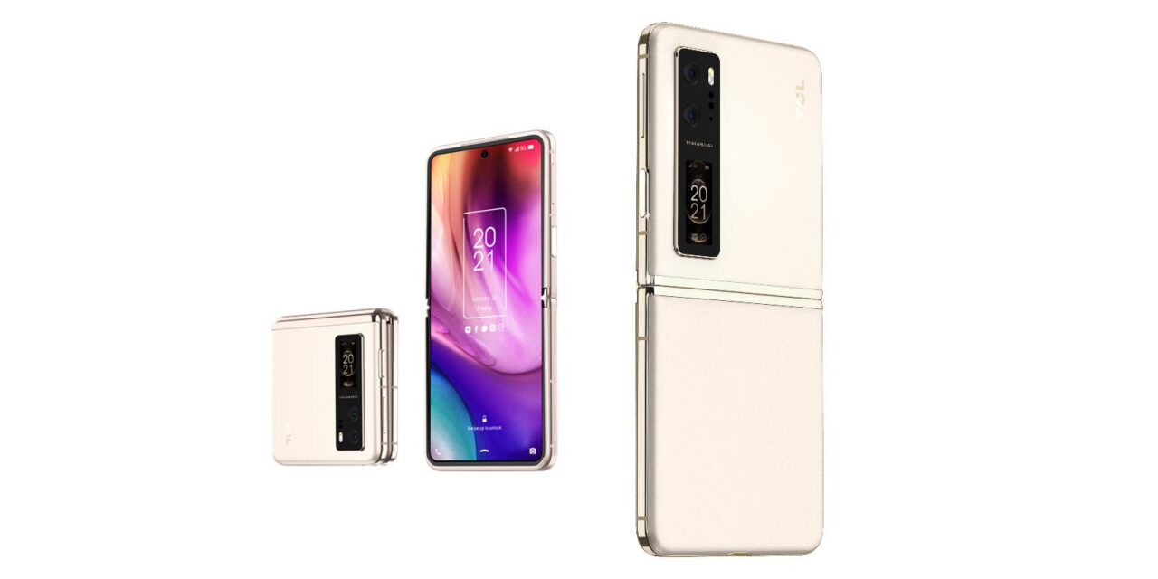 TCL Cabinets Its Almost-Finished Foldable Cellular phone Launch