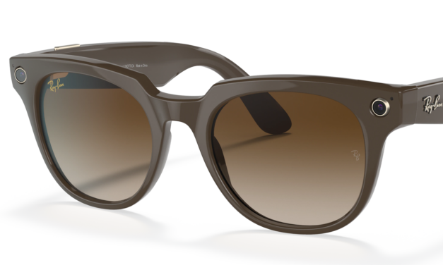 All set Or Not, Facebook's New Ray-Ban Good Eyeglasses Are In this article