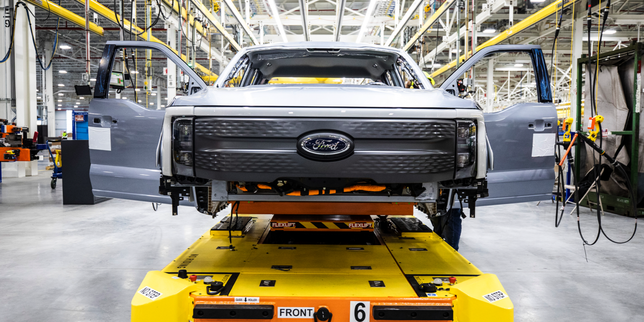 Ford Teams Up with Battery Recycler to Improve How EVs Are Made
