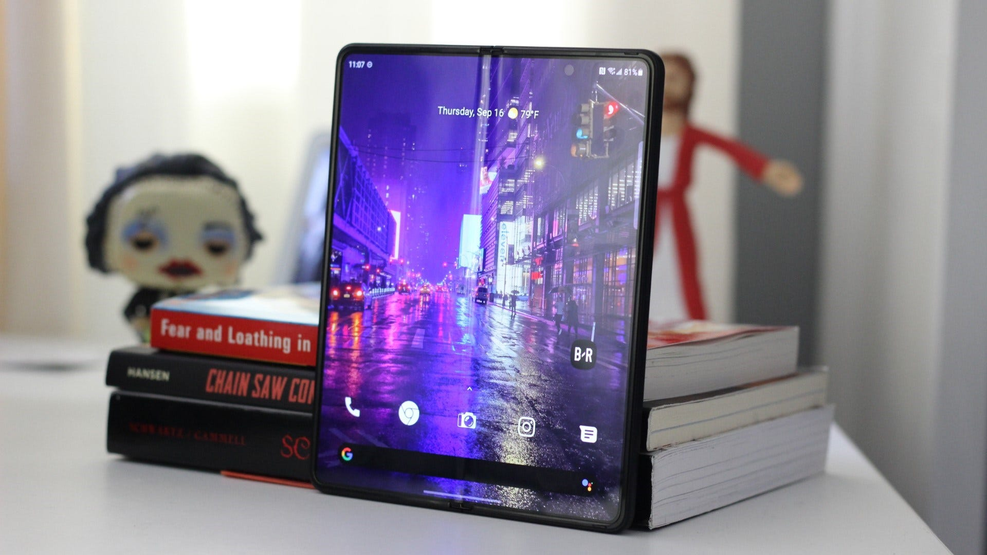 Samsung Galaxy Z Fold 3 Review: The Blueprint for the Future